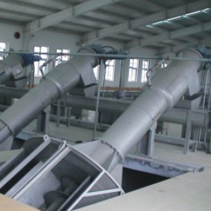 TYPE-ZG ROTATING DRUM GRATE CLEANER