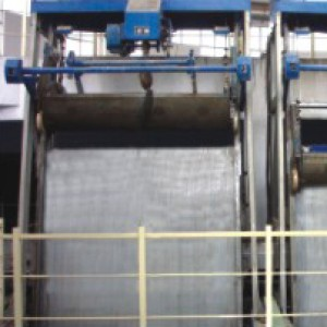 TYPE-SG WIPE ROPE DRAWING GRATE CLEANTR