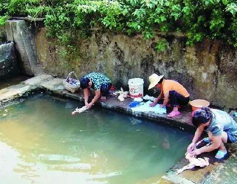 农村污水处理